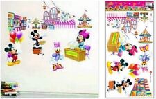 Mickey Minnie Mouse Kid Nursery Chambre Home Decor Wall Stickers Cartoon Playground