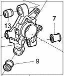 GENUINE Holden NEW Left Rear LHR Knuckle Upright VE VF Sedan Wagon Ute SS HSV