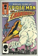 Marvel Team-Up # 149 Spider-Man / Cannonball High Grade Vf Sale !