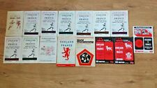 More details for england  wales rugby league programmes 1949 - 1992