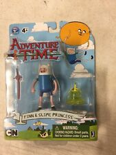 Adventure Time Finn & Slime Princess Collectible Playset