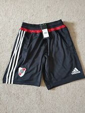 River Plate Shorts - Small - BNWT
