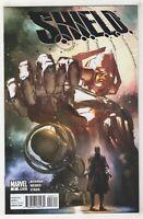 S.H.I.E.L.D. #3 (Oct 2010, Marvel) [SHIELD] Jonathan Hickman, Dustin Weaver Q