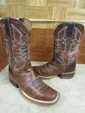 Justin Boots Men's Bent Rail BR763 Western Boots Size 9 D