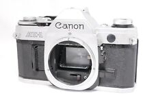 Canon AE-1 35mm SLR Film Camera Silver Body Only #IS006gK *As-Is*