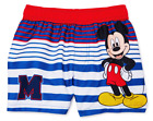 MICKEY MOUSE DISNEY UPF-50 Bathing Suit Swim Trunks Toddler's Size 2T 3T 4T 5T