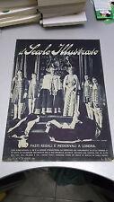 IL SECOLO ILLUSTRATO, Anno IX - N. 6 - 15 marzo 1921 Fasti Regali - ECCELLENTE!!