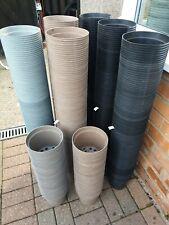 2 litre plastic plant pots Used X 100