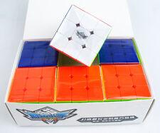 Mugua 3X3 Magic Cube Original Speed Twisty Puzzle Cyclone Boys Fancy Toy 6 PCS