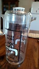 Monopoly Pitcher Water Works design.  USED - cracked - just an add to your coll