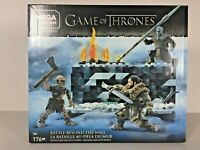 Game of Thrones Mega Construx Battle Beyond the Wall