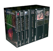 Harry Potter Box Set by J. K. Rowling (Book, 2005)