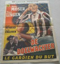 klein,Filmplakat,Plakat,DE DOELWACHTER ,THEO LINGEN,HANS MOSER-8