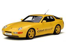 1:18 GT Spirit PORSCHE 968 CS CLUB SPORT YELLOW GT129  NEW