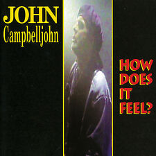 CD John Campbelljohn How Does It Feel