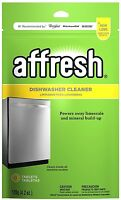 Affresh W10282479 Dishwasher Cleaner, 6 Tablets in Pouch