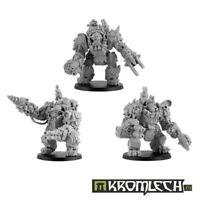 Kromlech Orc Juggernaut Mecha Armour Squad Brand New KRM013