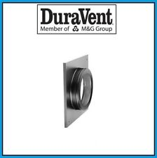 "DURAVENT DirectVent Pro 4"" x 6 5/8"" Ceiling Support/Wall Thimble Cover #46DVA-DC"