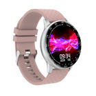 Multi-function free replacement screensaver sports smart watch,pink