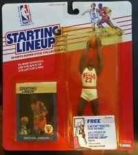 1990 Starting Lineup Basketball Michael Jordan HOF Bulls 67836