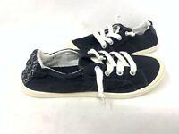 NEW! Madden Women's Brennen Pre-tied Slip On Comfort Casual Shoes Black 157M z