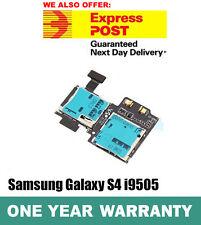 Brand New Geniune Samsung Galaxy S4 i9505 SIM SD Card Reader Holder Replacement