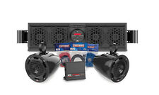 MTX Polaris RZR XP1000 or 900 BLUETOOTH OVERHEAD SOUNDBAR AMPLIFIED  RZRBOAKIT2