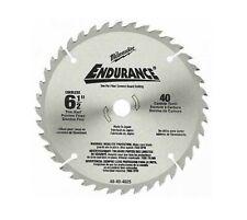 Circular Saw Blade Wood Woodworking Cutting Endurance by Milwaukee 165mm x 1...