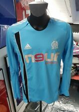 Maillot jersey trikot maglia camiseta shirt om PSG Marseille vintage 2005 2006 M
