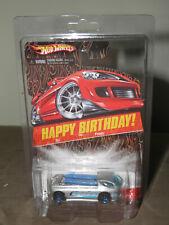 2008 Hot Wheels Happy Birthday Series DEORA II Gray w/Blue Pr5 Spoke Wheels