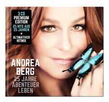 Andrea Berg  25 Jahre Abenteuer Leben (ltd.Premium Edition) (2017) 3 CD  NEU&OVP
