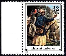 USA postfrisch MNH Harriet Tubman Krankenschwester Medizin Arzt Jahr 1995 / 161