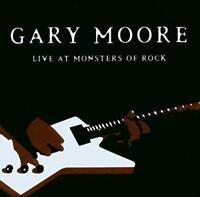Gary Moore - Live At Monsters Of Rock (NEW CD)
