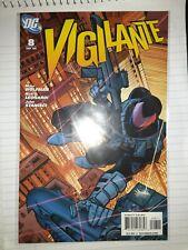 Vigilante #8 (2008-2010 3rd Series, Sept 2009, DC)