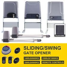 Co-Z Automatic Sliding Gate Opener 1400lb/3300lb Driveway Remote Control