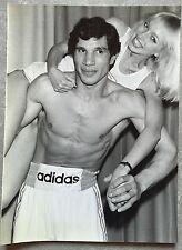 Photo Originale GRATIEN TONNA Boxing BOXE Boxeur B *