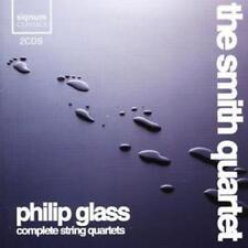 Philip Glass : String Quartets (Cooper, Pendlebury, Morgan) CD 2 discs (2008)