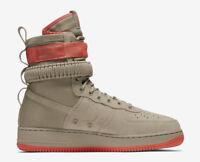 Brand New SF AF1 KHAKI RUSH Men's Athletic Fashion Sneakers [864024 205]