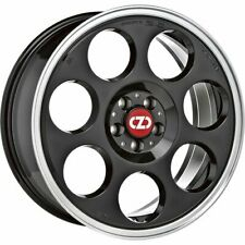 OZ RACING ANNIVERSARY 45 BLACK DIAMOND LIP ALLOY WHEEL 17X7 ET42 4X100