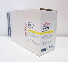 Yellow tóner (q3962a) cLj HP 2550, 2820 series, canon lbp-5200, mf-8180