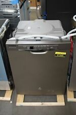 "Ge Gdf530Pmmes 24"" Slate Fully Integrated Dishwasher Nob #91949 Mad"