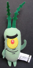 Sponge Bob Squarepants Plankton Mini Plush Sonic Wacky Pack Kids Meal Toy
