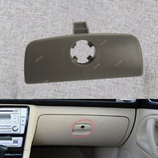 Glove Box Storage Lid Lock Handle Cover (Gray Color)For VW Passat Estate B5&B5.5