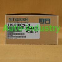 1Pc New Mitsubishi PLC module A1SJ71UC24-R4 A1SJ71UC24R4 One year warranty