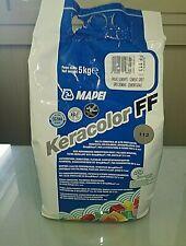 KERACOLOR  FF STUCCO PER FUGA MATTONELLE PIASTRELLE MAPEI 5 KG vari colori