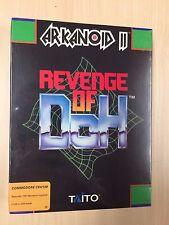 Commodore 64 C64 Game ARKANOID II REVENGE OF DOH Factory Sealed CIB