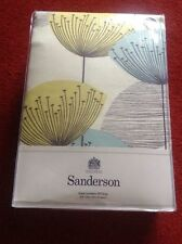 Sanderson Floral Tape Top Curtains & Pelmets