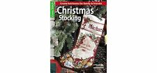 Christmas Stocking, Paperback by Leisure Arts, Inc. NEW Cross Stitch craft art