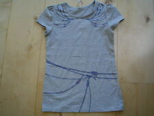 TAN 15 -pampolina MAR Rebella Camiseta, gris Talla gr.128-152