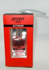 SPORT RED EXTREME Men Parfum 20 ml New In Box